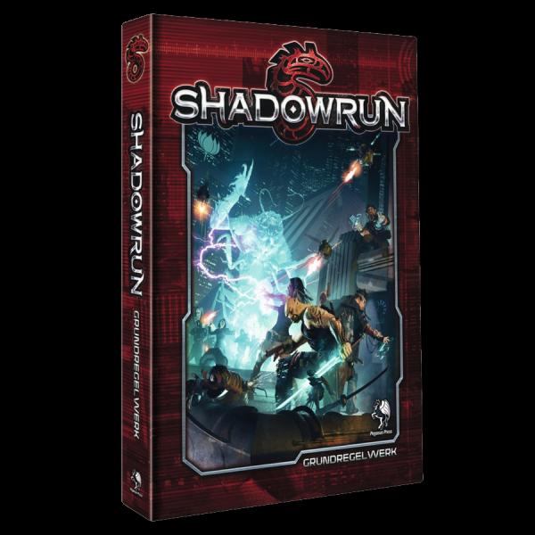 Shadowrun – Regelbuch 5.Edition (HC)