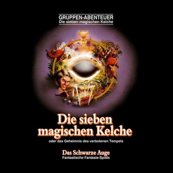 Die sieben magischen Kelche (remastered)