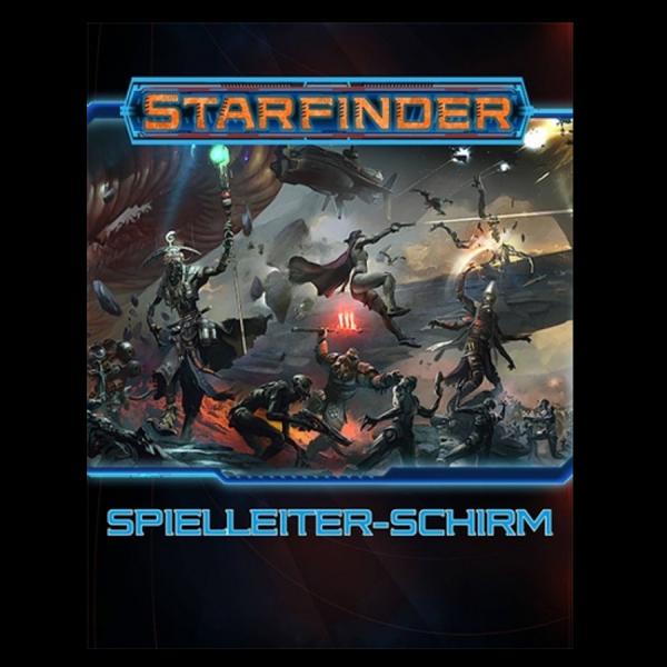 Starfinder: Spielleiterschirm – DE