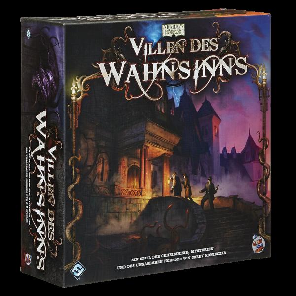 Villen des Wahnsinns (1. Edition)