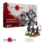 Test of Honour: Samurai Warband