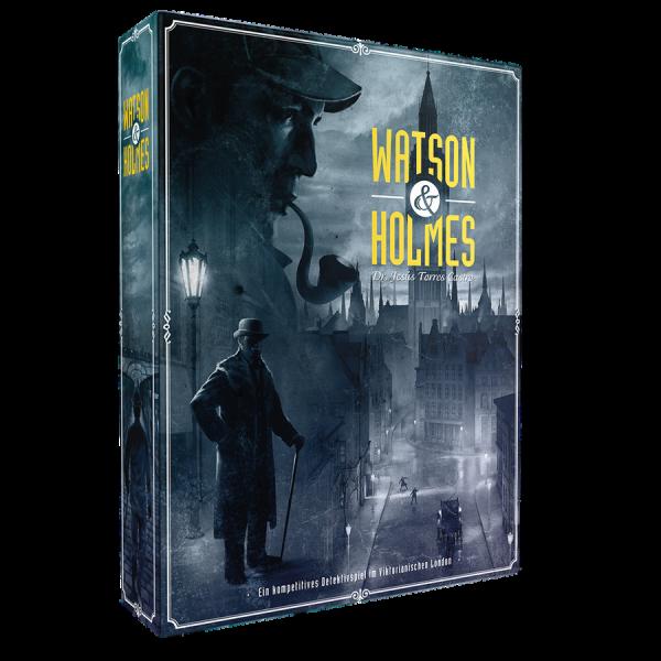 Watson & Holmes – DE