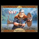 Wikinger 878 A.D. Angriff auf England – DE