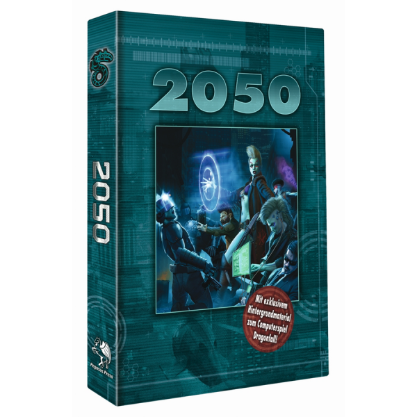 Shadowrun 5: 2050 *limitierte Ausgabe* (HC) – DE