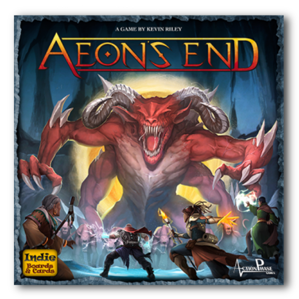 Aeon's End: 2nd Edition – EN