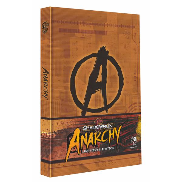 Shadowrun 5: Anarchy (HC) *Limitierte Ausgabe* – DE