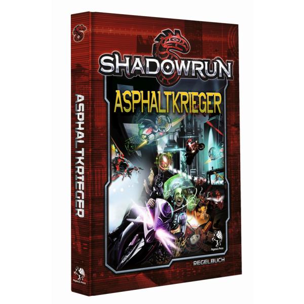 Shadowrun 5: Asphaltkrieger (HC) – DE