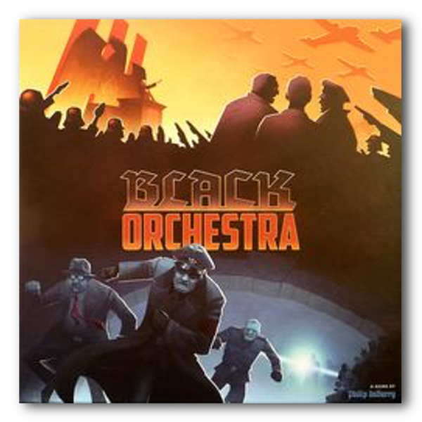 Black Orchestra: 2nd Edition – EN