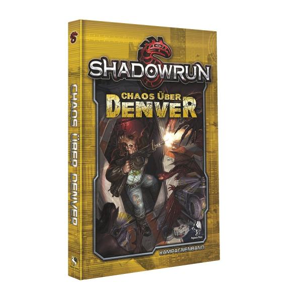 Shadowrun 5: Chaos über Denver (HC) – DE