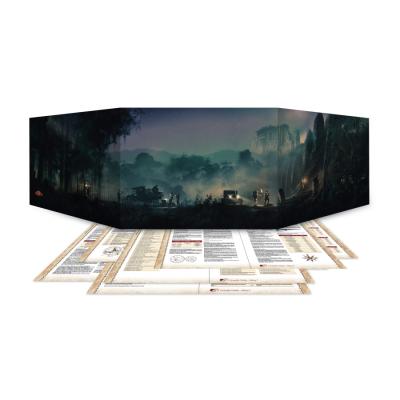 Cthulhu: Spielleiter-Sichtschirm (2. Auflage)- DE