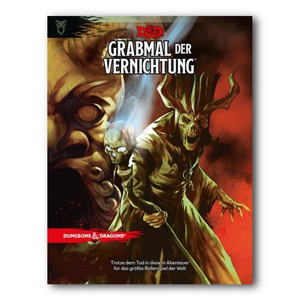 D&D: Grabmal der Vernichtung (HC) – DE