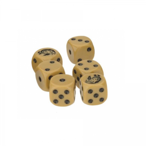 Tanks 56: Italian Dice Set (6)