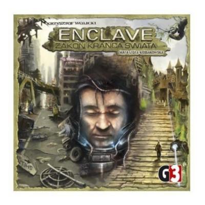Enclave – DE/EN/PL