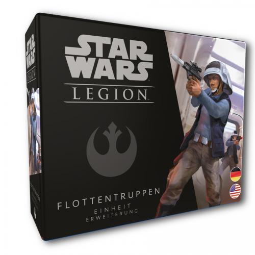 """Star Wars Legion: Flottentruppen """"Einheit"""" – DE / EN"""