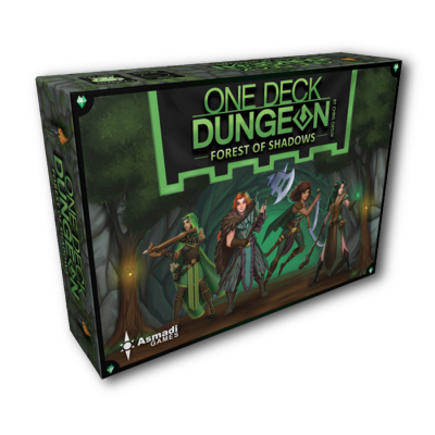 One Deck Dungeon: Forest of Shadows – EN