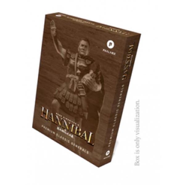 Hannibal & Hamilcar: Premium Classic Generals – DE/EN