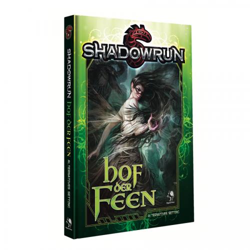 Shadowrun 5: Hof der Feen (HC) *limitierte Ausgabe* – DE