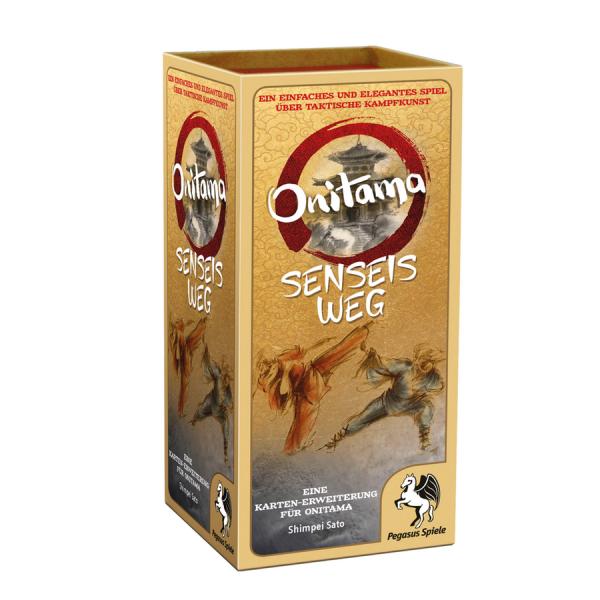 Onitama: Senseis Weg – DE