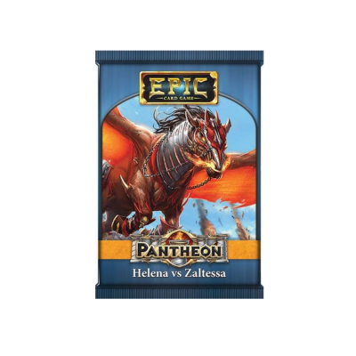 Epic Card Game: Pantheon – Helena vs Zaltessa – EN