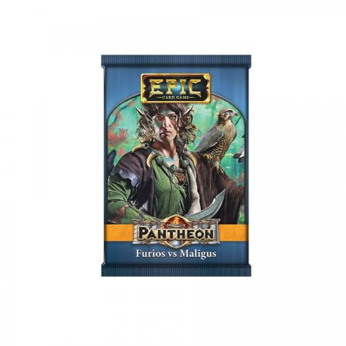 Epic Card Game: Pantheon – Furios vs Maligus – EN