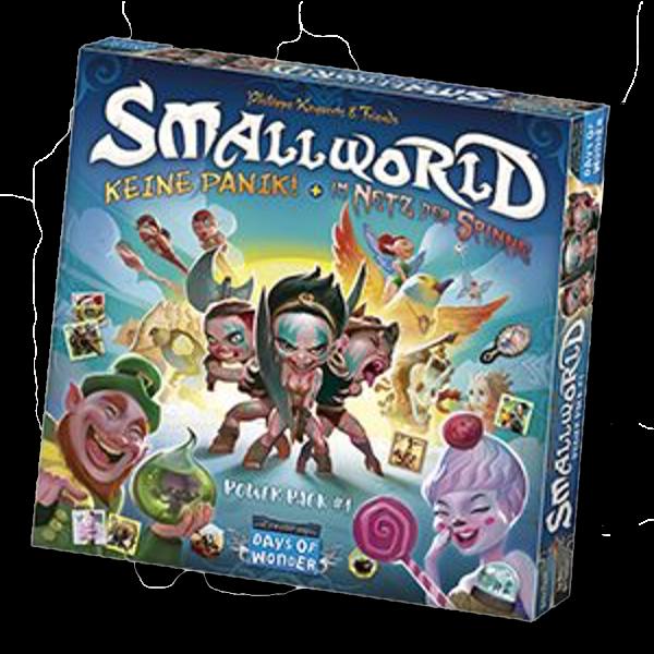 Smallworld: Power Pack 1 – DE