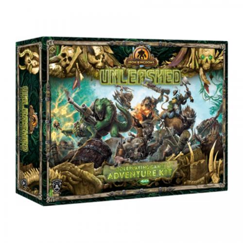 Iron Kingdoms: Entfesselt-Abenteuerset – DE