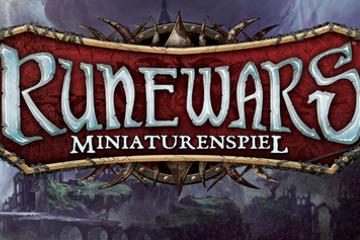 Mai Aktion: Runewars Miniaturenspiel