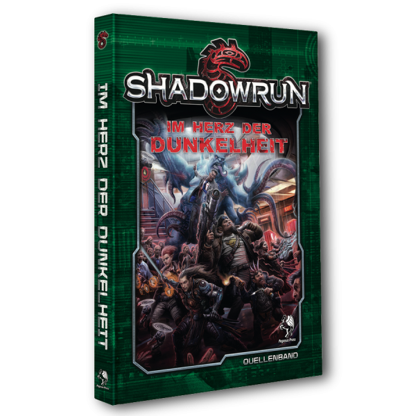 Shadowrun: Im Herz der Dunkelheit (HC) – DE