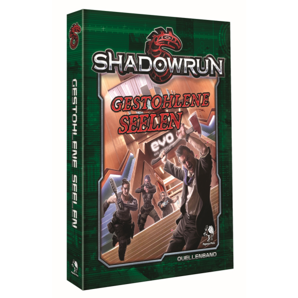 Shadowrun 5: Gestohlene Seelen (HC) – DE