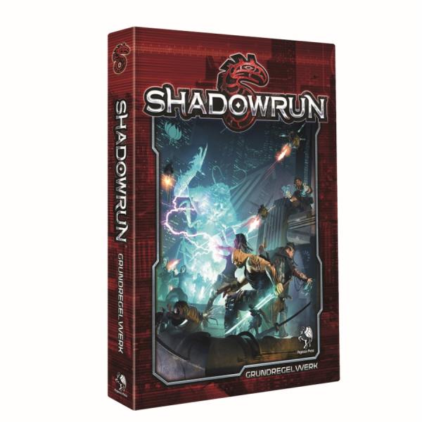 Shadowrun 5: Grundregelwerk (SC) – DE