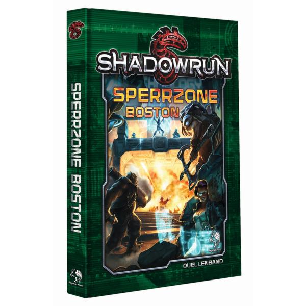 Shadowrun 5: Sperrzone Boston  (HC) – DE
