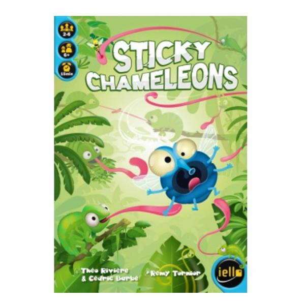 Sticky Chameleons – DE/EN