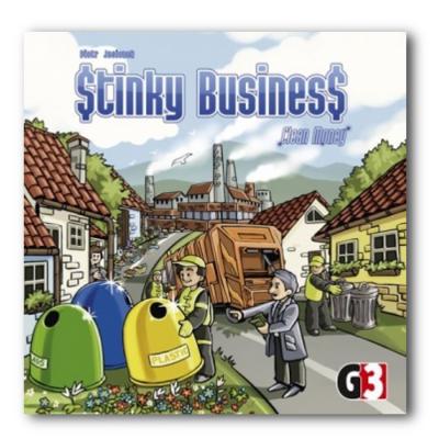 Stinky Business – Clean Money – DE/EN/FR