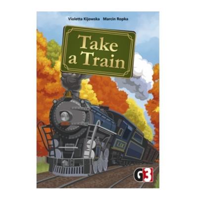 Take a Train – DE/EN
