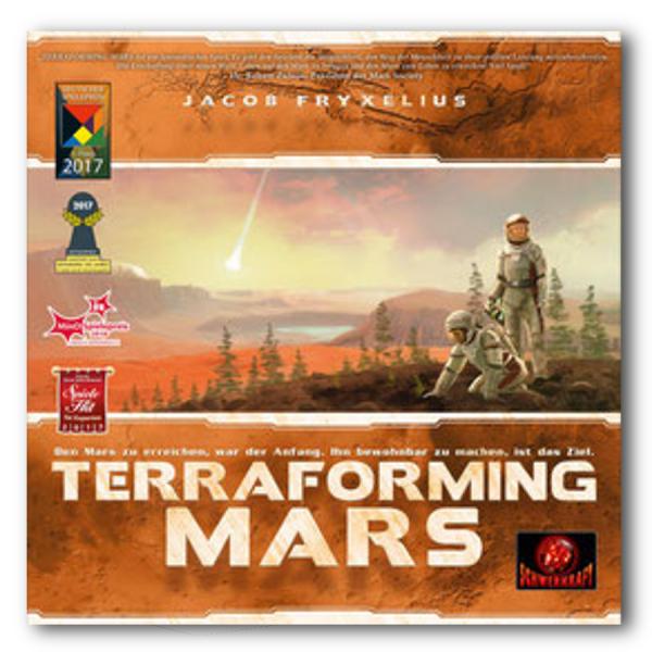 Terraforming Mars – DE