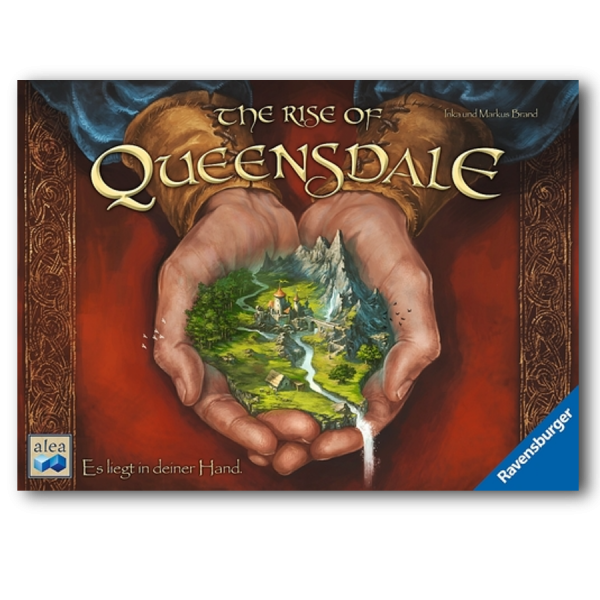 The Rise of Queensdale – DE