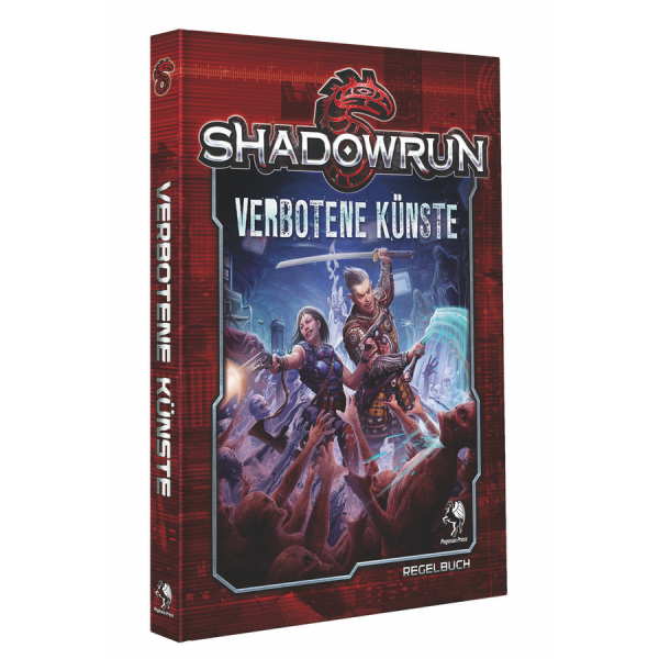 Shadowrun 5: Verbotene Künste (HC) – DE