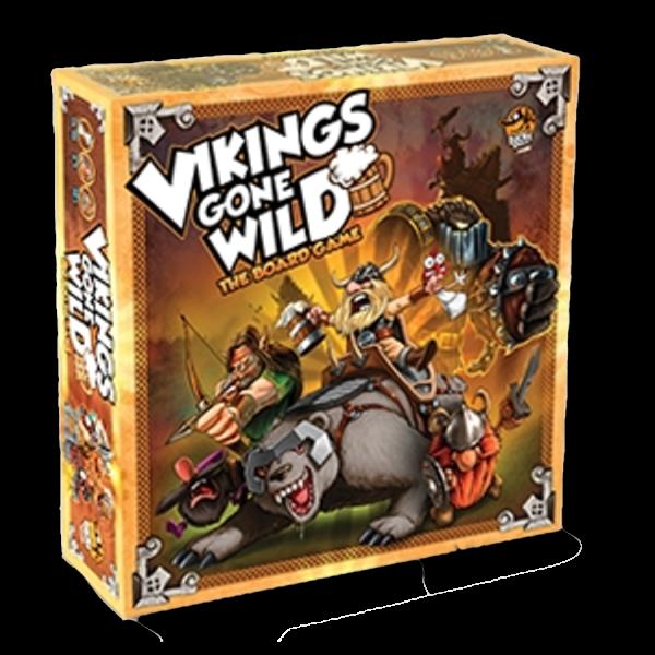 Vikings gone Wild – DE  *nur stationär, kein Versand*