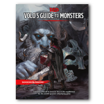 D&D: Volo's Guide to Monsters (HC) – EN