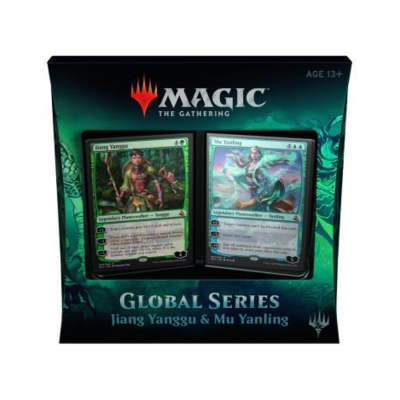 MTG – Global Series Jiang Yanggu & Mu Yanling Decks – EN