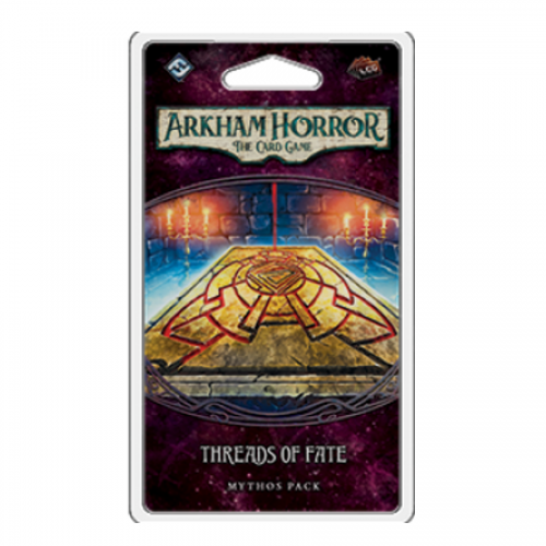 Arkham Horror LCG: The Forgotten Age 1 – Threads of Fate – EN