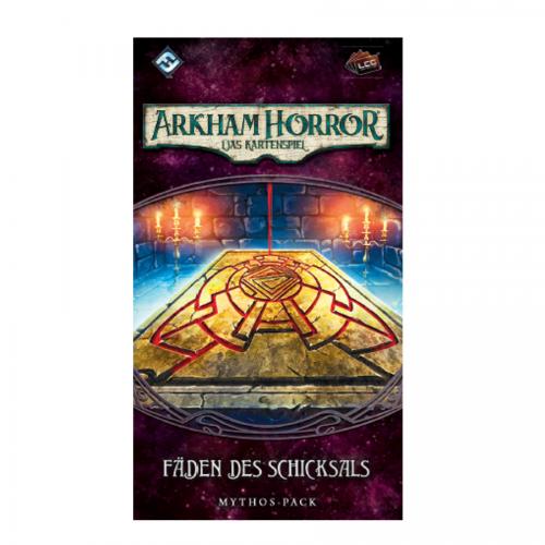 Arkham Horror LCG: das vergessene Zeitalter 1 – Fäden des Schicksals – DE