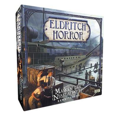 Eldritch Horror: Masken des Nyarlathotep – DE