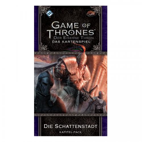 AGoT 2. Edition: Tanz der Schatten 1 – Die Schattenstadt – DE