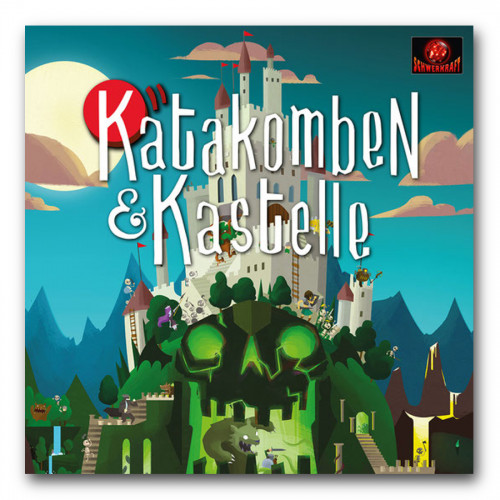 Katakomben & Kastelle: Grundspiel – DE