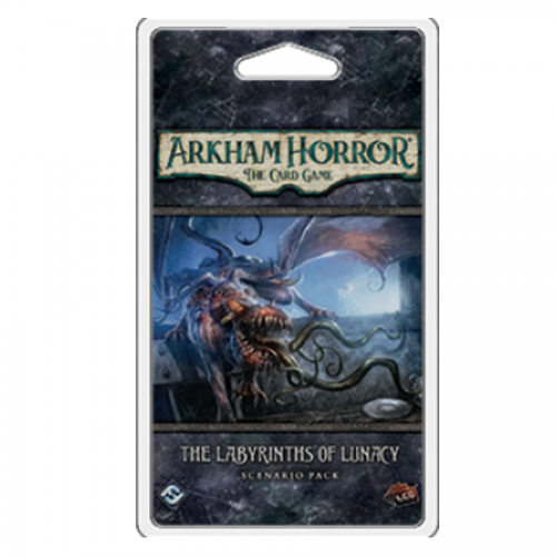Arkham Horror LCG: The Labyrinths of Lunacy – EN