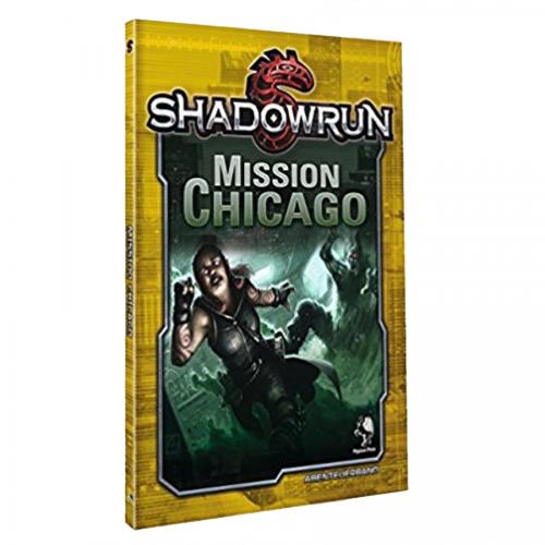 Shadowrun 5: Mission Chicago – DE