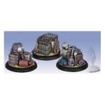 Warmachine: Objective Markers (plastic)