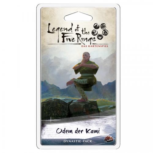 Legend of the five Rings: Elementar 1 – Odem der Kami – DE