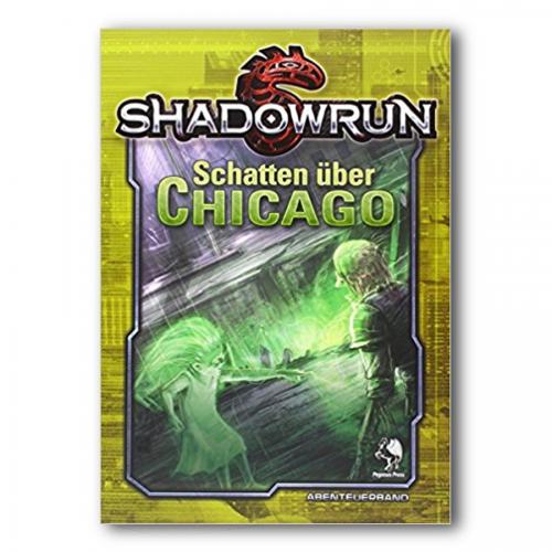 Shadowrun 5: Schatten über Chicago – DE